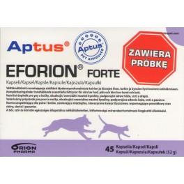Aptus Eforion Forte 45 kapsułek Skóra, włosy, pazury