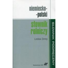 Niemiecko-polski słownik rolniczy