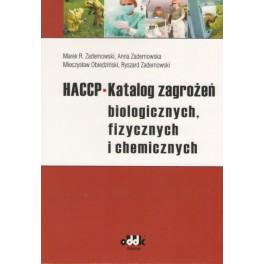 HACCP Katalog zagrożeń biologicznych, fizycznych i chemicznych