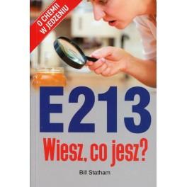 E213 Wiesz, co jesz?