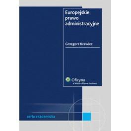 Europejskie prawo administracyjne