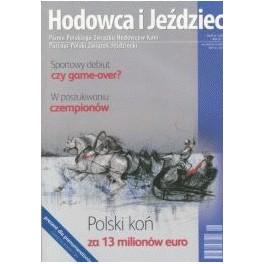 Hodowca i Jeździec Nr 1 (28)/2011 Zima 2011