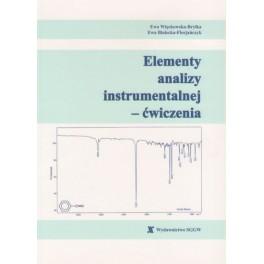 Elementy analizy instrumentalnej - ćwiczenia