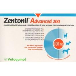 Zentonil Advanced 200mg - 30 tabletek Dodatek żywieniowy wspomagający funkcję wątroby