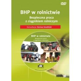 BHP w rolnictwie. Bezpieczna praca z ciągnikiem rolniczym (z licencją zamkniętą)