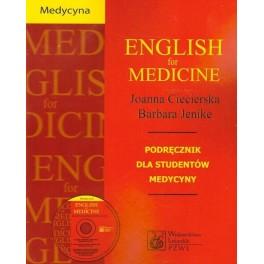 English for Medicine Podręcznik dla studentów akademii medycznych