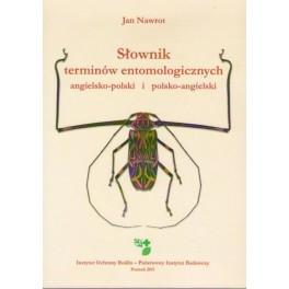 Słownik terminów entomologicznych angielsko-polski i polsko-angielski