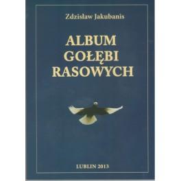Album gołębi rasowych