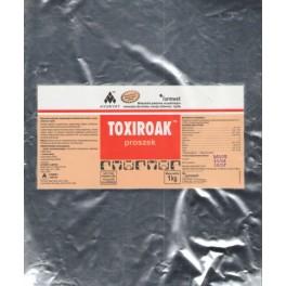 Toxiroak proszek1kg Preparat wiążący i neutralizujący mikotoksyny