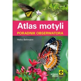 Atlas motyli Poradnik obserwatora