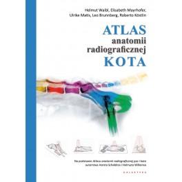 Atlas anatomii radiograficznej kota