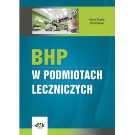 BHP w podmiotach leczniczych
