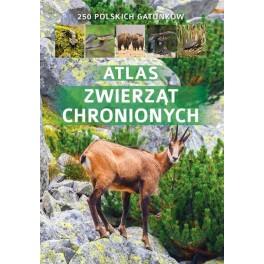 Atlas zwierząt chronionych 250 polskich gatunków