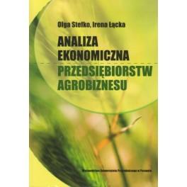 Analiza ekonomiczna przedsiębiorstw agrobiznesu