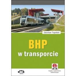 BHP w transporcie (z suplementem elektronicznym)