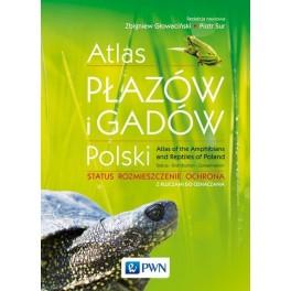 Atlas płazów i gadów Polski Status – rozmieszczenie – ochrona z kluczami do oznaczania