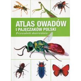 Atlas owadów i pajęczaków Polski Przewodnik obserwatora