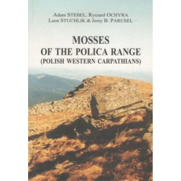 Mosses of the Polica Range Polish Western Carpathians
