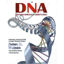 DNA Historia rewolucji genetycznej