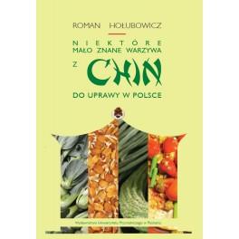 Niektóre mało znane warzywa z Chin do uprawy w Polsce