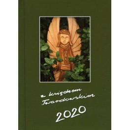 Kalendarz z księdzem Twardowskim 2020 Anioł