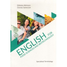 English for Food Sciences and Biotechnology