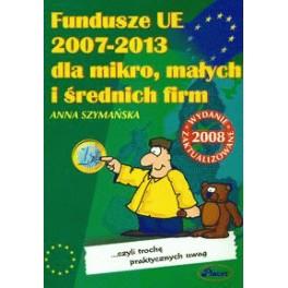 Fundusze UE 2007-2013 dla mikro, małych i średnich firm