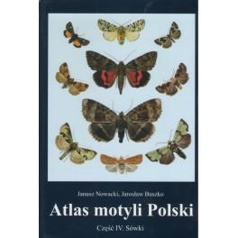 Atlas motyli Polski Część IV Sówki