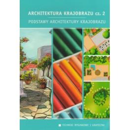 Architektura krajobrazu cz.2 Podstawy architektury krajobrazu Techniki rysunkowe i graficzne