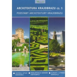 Architektura krajobrazu cz.1 Podstawy architektury krajobrazu