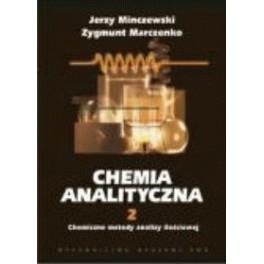 Chemia analityczna t.2 Chemiczne metody analizy ilościowej