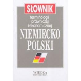 Słownik terminologii prawniczej i ekonomicznej niemiecko-polski