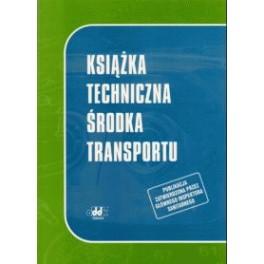 Książka techniczna środka transportu