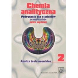 Chemia analityczna t.2 Analiza instrumentalna