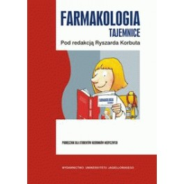Farmakologia.Tajemnice Podręcznik dla studentów kierunków medycznych
