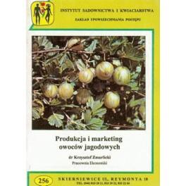 Produkcja i marketing owoców jagodowych