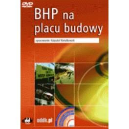 BHP na placu budowy DVD