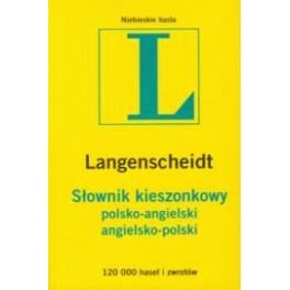 Słownik kieszonkowy polsko-angielski, angielsko-polski