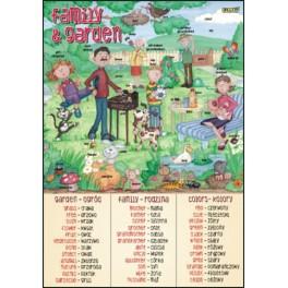Family & Garden Plansza dydaktyczna