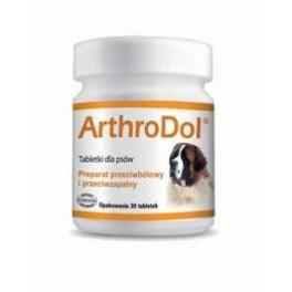 Dolfos ArthroDol 30 tabletek Preparat przeciwbólowy i przeciwzapalny dla psów