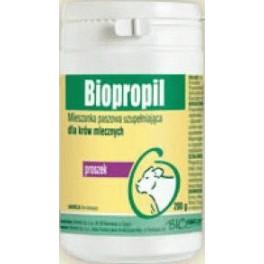 Biofaktor Biopropil 200 g Mieszanka paszowa uzupełniająca dla krów mlecznych