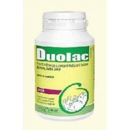 Biofaktor Duolac 100g Preparat odżywczy z żywymi kulturami bakterii dla drobiu, świń i cieląt