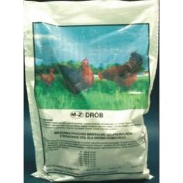 M-Z dla drobiu i gołębi  2,5kg Mieszanka dla wszystkich gatunków drobiu domowego