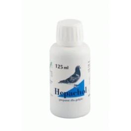 Hepachol 125ml Preparat dla gołębi