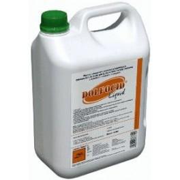 Dolfocid liquid 5kg Zakwaszacz do wody pitnej dla drobiu z dodatkiem ekstraktu z oregano