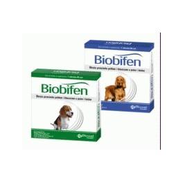 Biobifen 65 cm Obroża przeciwko pchłom i kleszczom u psów i kotów.