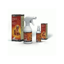 Fiprex spray 100 ml  Preparat do zwalczania pcheł, kleszczy, wszy i wszołów u psów i kotów