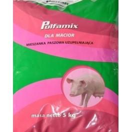 Polfamix dla macior Mieszanka paszowa uzupełniająca 5 kg