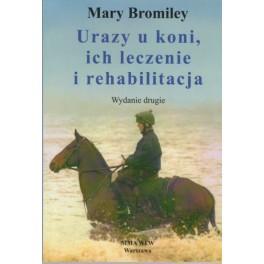 Urazy u koni, ich leczenie i rehabilitacja