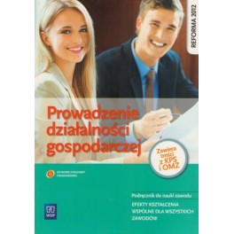 Prowadzenie działalności gospodarczej Podręcznik